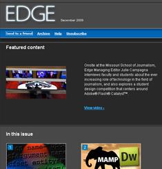 Adobe Newsletter