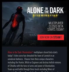 Steam Powered Newsletter