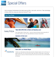 American Express Newsletter