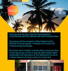 Art Director Club Awards Newsletter