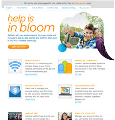 AT&T Newsletter