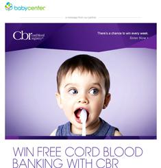 Baby Center Newsletter