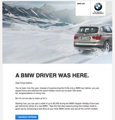 BMW Newsletter