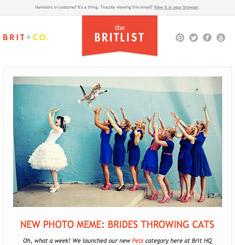 Brit Co Newsletter