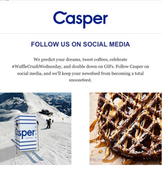 Casper Newsletter