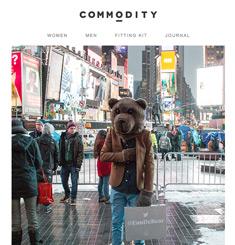 Commodity Goods Newsletter