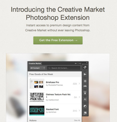 Creative Market Newsletter