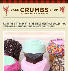 Crumbs Newsletter