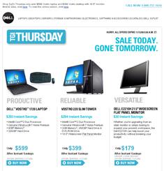 Dell Newsletter