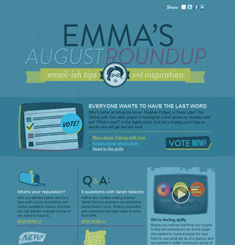 Emma Newsletter