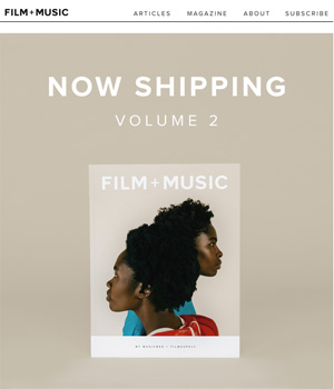 Film and Music Newsletter