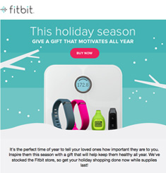 Fitbit Newsletter