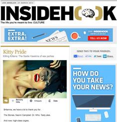 Inside Hook Newsletter