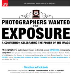 JPG Mag Newsletter