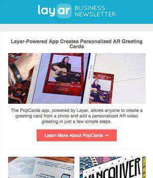 Layar Newsletter