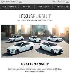 Lexus Newsletter