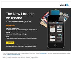 Linked In Newsletter