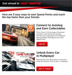 Need for Speed Newsletter