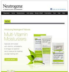Neutrogena Newsletter