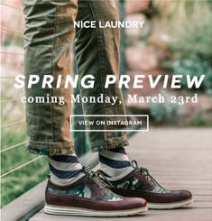 Nice Laundry Newsletter
