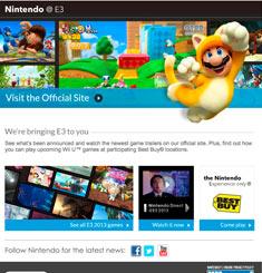 Nintendo Newsletter