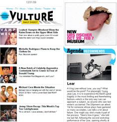 NY Mag Newsletter