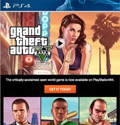 Playstation Newsletter