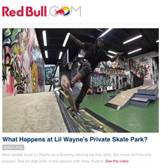 Red Bull Newsletter