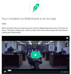 Robinhood Newsletter