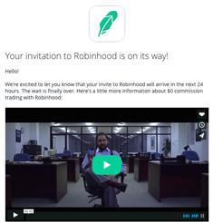 Robinhood Newsletter