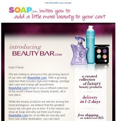 Soap Newsletter