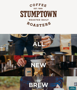 Stumptown Coffee Newsletter