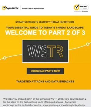 Symantec Newsletter