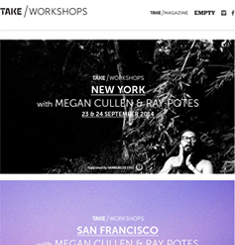 TAKE Workshops Newsletter