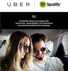 Uber Newsletter