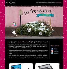 Wacom Newsletter
