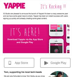 Yappie Newsletter