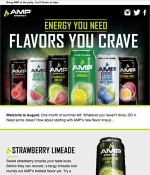 AMP Energy Newsletter