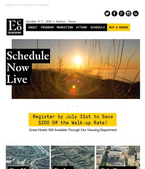 Eco SXSW Newsletter