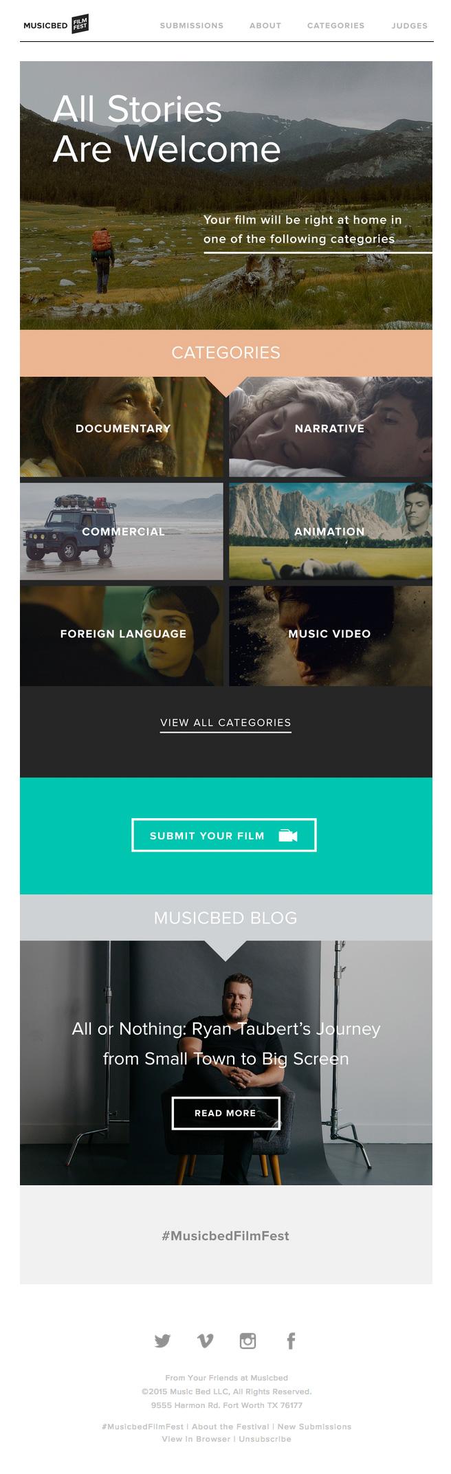 musicbed-film-fest-newsletter