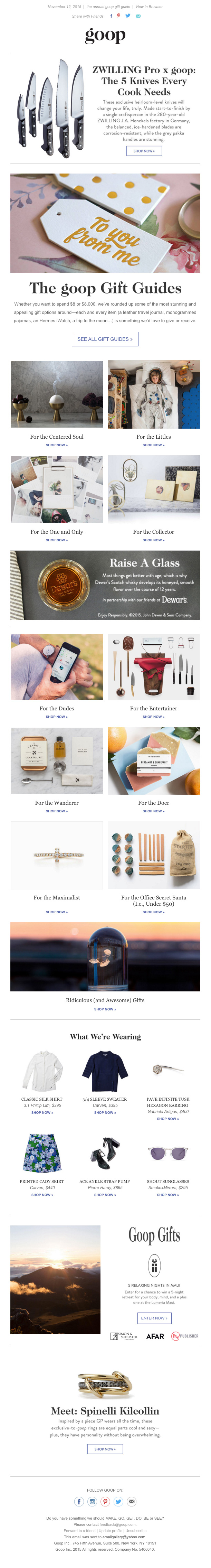 goop-newsletter