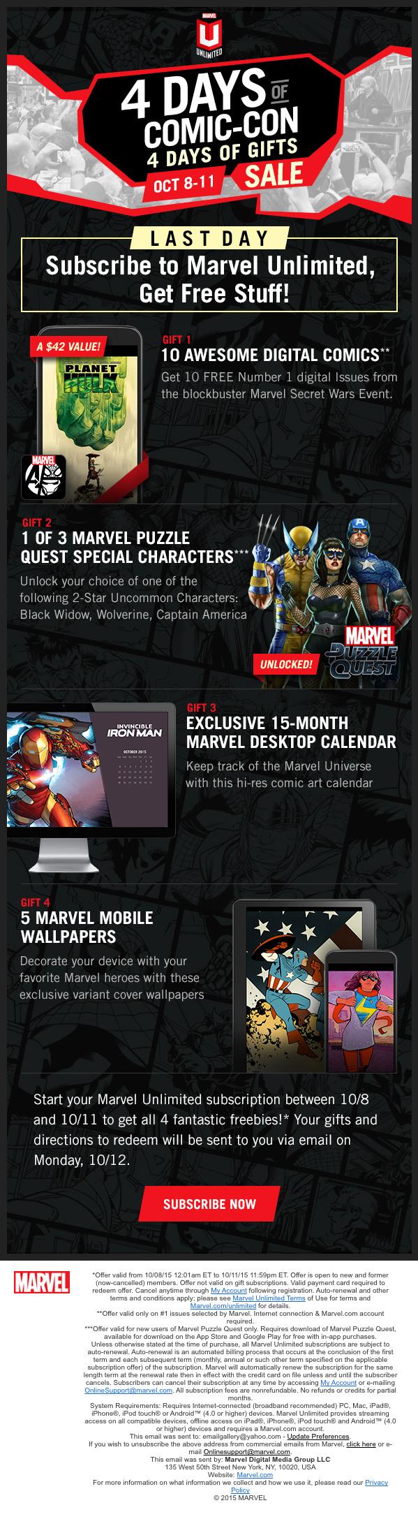 comic-con-newsletter