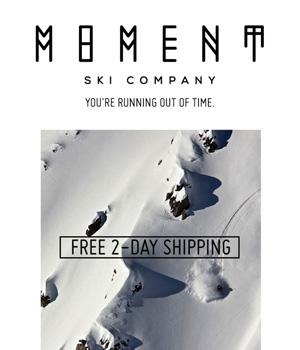 Moment Ski Company Newsletter