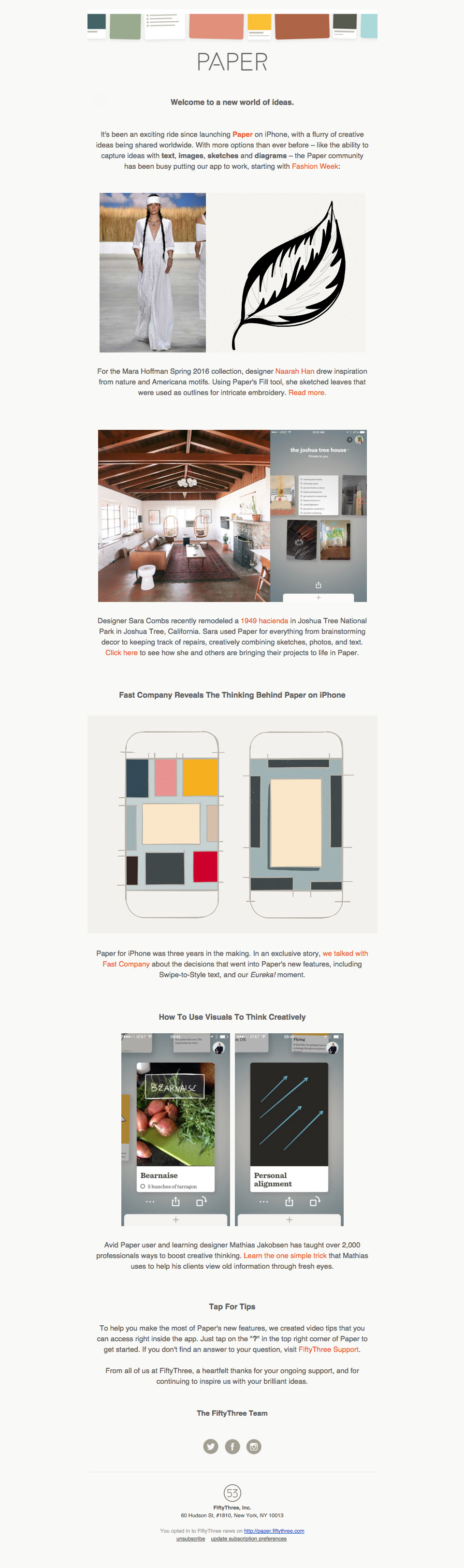 paper-app-newsletter