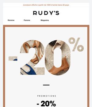 Rudy's Newsletter