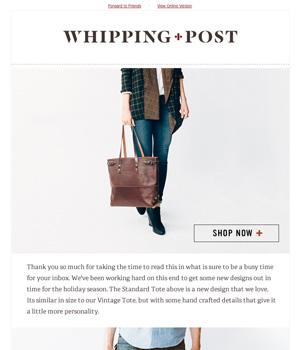 Whipping Post Newsletter