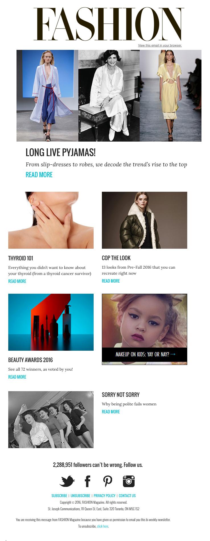 fashion-magazine-newsletter