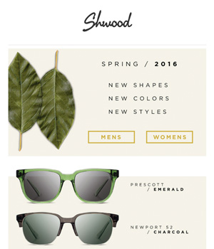 Shrwood Newsletter